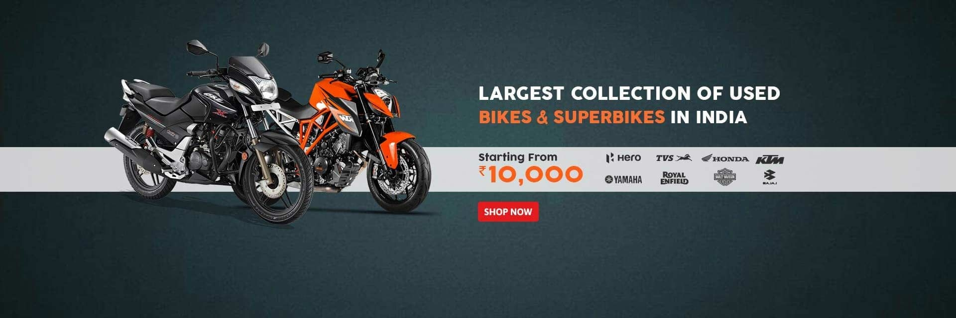 Buy bikes and super bikes in India