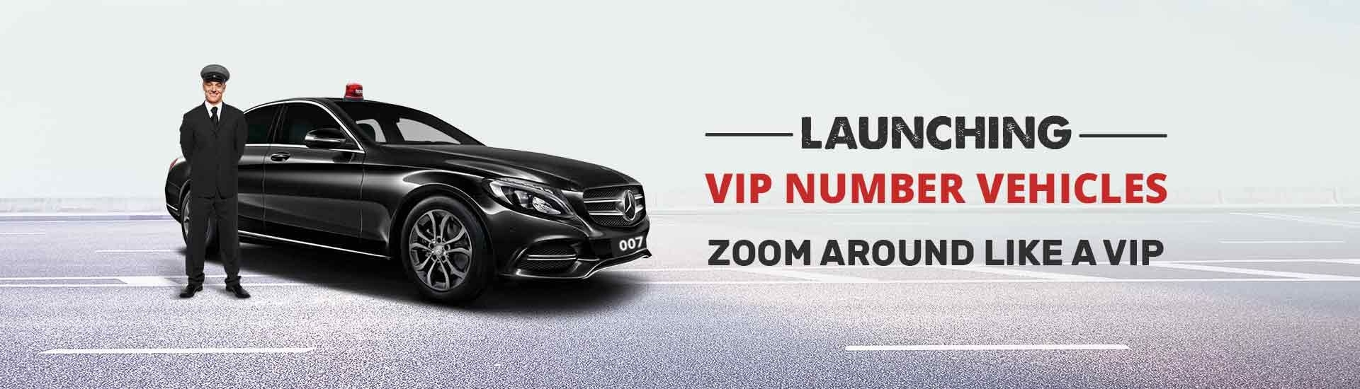 vip number car category