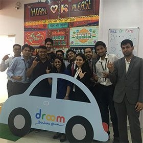 Team Building at Droom