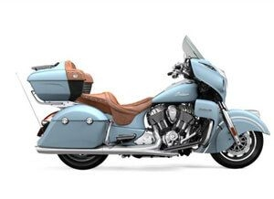 New Indian Roadmaster