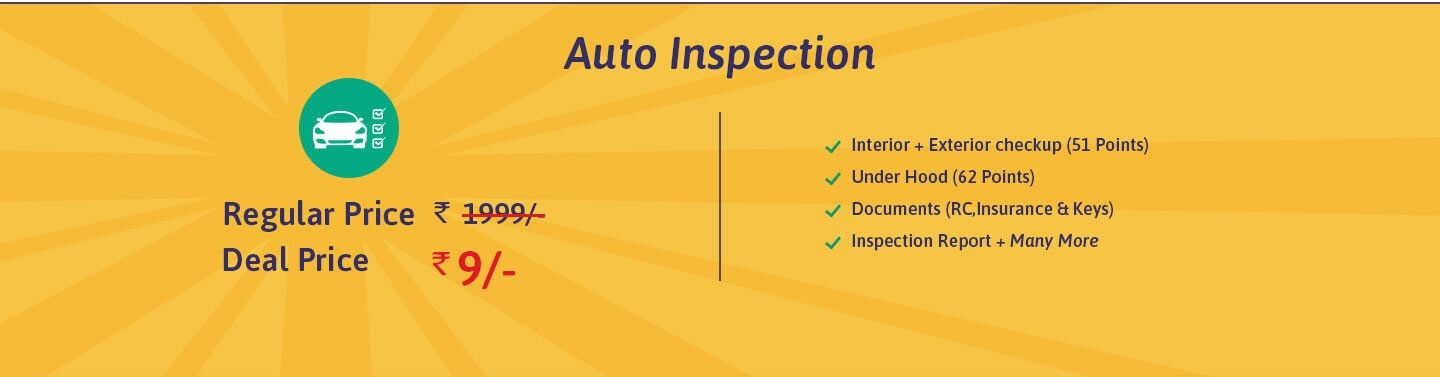 Auto inspection | Droom Offer