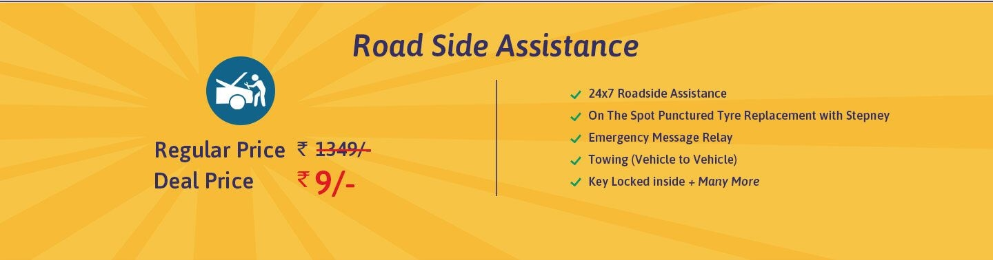 Road side assistance | Droom Offer